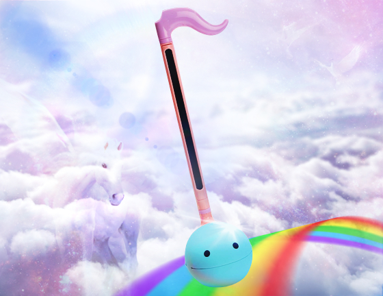 unicorn-otamatone